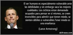 El ser humano es especialmente vulnerable ante las debilidades y sin ...