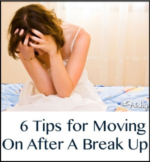 Moving On After a Break Up