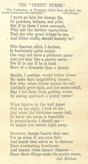 This poem - again from a June 1899 issue of Munsey Magazine - was ...
