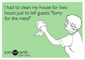 Pictures of Famous Funny House Cleaning Quotes
