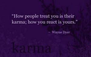 karma, quotes about bad karma , funny quotes, good karma quotes, karma ...