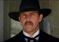 Wyatt Earp / this movie was so good!! Reminds me of someone I love ...