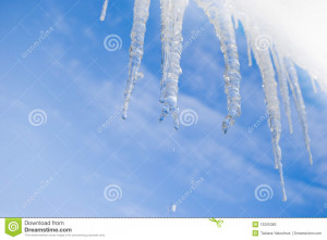 Icicle Background Darkcat