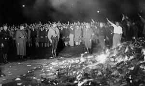 Book burnings in Opernplatz, Berlin
