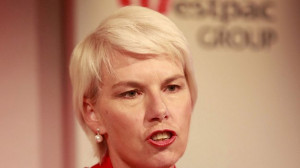 Westpac CEO Gail Kelly Source: The Australian