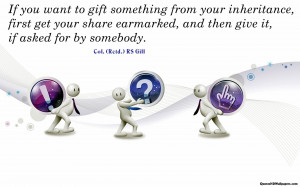 Gill Inheritance Quotes Images 540x337 Gill Inheritance Quotes Images