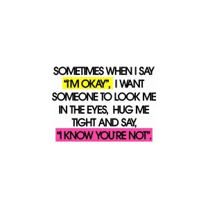 Girly Quotes liked on Polyvore