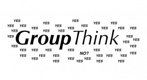 ... briefly describe six categories of nonverbal expression group think