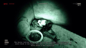 Good quote from Outlast:Whistleblower [Very minor SPOILER] ( i.imgur ...