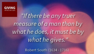 Charity Quotations