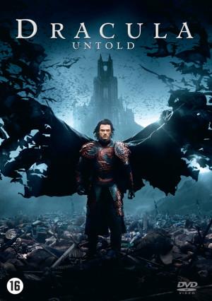 Prijsvraag Blu ray DVD Dracula Untold