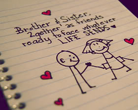 Brother Sister Quotes & Sayings