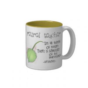Teacher Coffee Mug Quotes