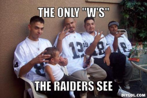 Funny Oakland Raider Pictures and Memes