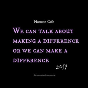 quotes about volunteers making a difference quotesgram