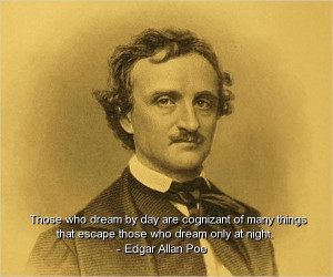 Edgar allan poe, best, quotes, sayings, wisdom, witty, brainy