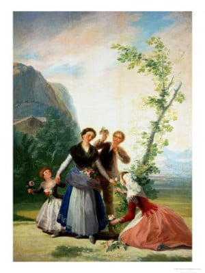 The Florists, or Spring