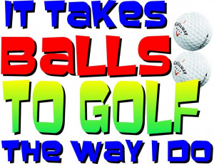 shirt Humorous Funny Golf Sayings Mens Womens Gift