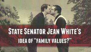 Gay Couple's Picture Misused in Anti-Gay Political Attack Ad; Legal ...