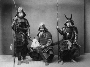 The Conversion of a Samurai