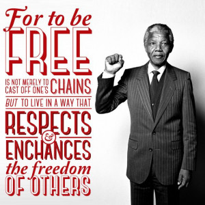 Nelson Mandela Quotes That Will Inspire You @ The Trend Boutique