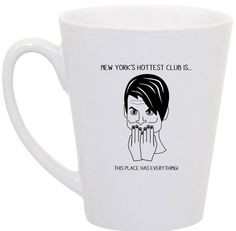 Stefon SNL coffee mug by perksofaurora on Etsy, $16.00 Saturday Night ...