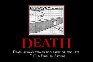 Tags: death quotes, eulogy quotes, dying young
