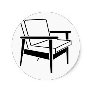 empty office chair icons sayings of popular culture slogans funny ...