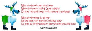 Christmas Poems And Lyrics
