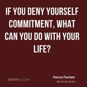 We must have a relentless commitment to producing a meaningful ...