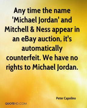 Any time the name 'Michael Jordan' and Mitchell & Ness appear in an ...