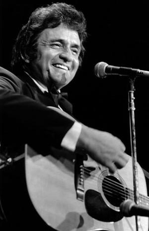 Hello, I'm Johnny Cash . . .