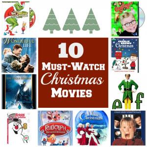 ten christmas movies top 10 christmas movies a top christmas movies of ...