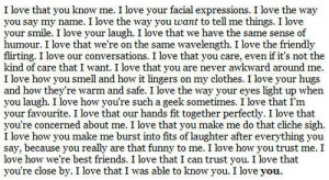 long quote #cute #love