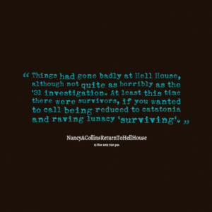 Quotes About: surviving