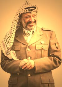 arafat symbol of his people dead at 75 famous yasser arafat quotes ...