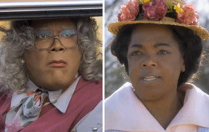 Madea Meets Miss Sophia in the Search for OWN