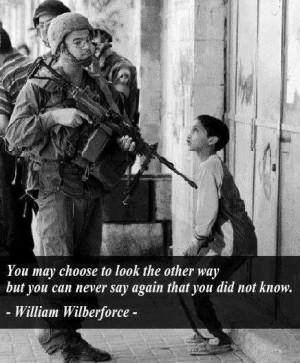 QUOTE: William Wilberforce(1759-1833) originally on slavery