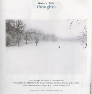 Snow Quotes Love I often love the photos and