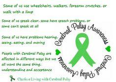 cerebral palsy awareness more cerebral palsy awareness cerebal palsy ...