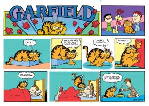 It's Garfield's 36th Birthday! See 5 of His Classic Comics (Including ...