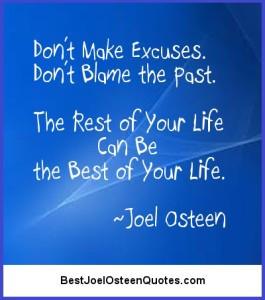 Best Joel Osteen Quotes