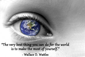 ... collection of motivational Wallace Wattles quotes for your enjoyment