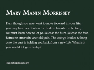 Mary Manin Morrissey Quotes
