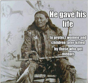 Chief Flying Horse, the older brother of the minor Sitting Bull ...