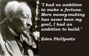 Eden phillpotts famous quotes 3