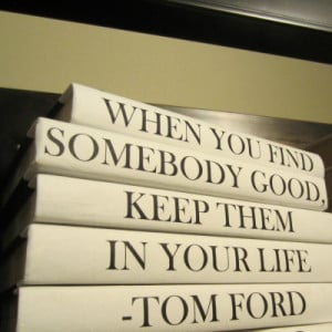 You are here: Home › Quotes › Tom Ford Quote Book Set | Clayton ...