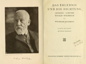 Wilhelm Dilthey Pictures