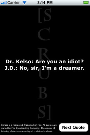 Scrubs Quotes App For...