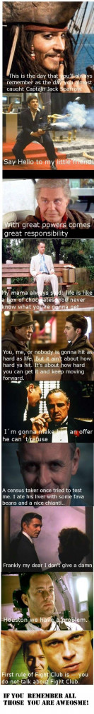Awesome Movie Quotes!!